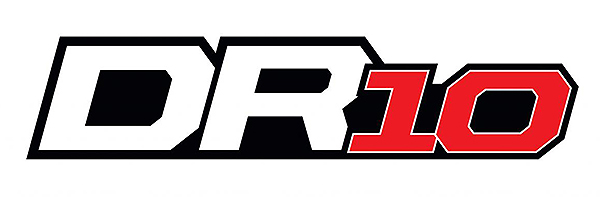 TEAM ASSOCIATED DR10 DRAG RACE CAR RTR - PURPLE LOGO