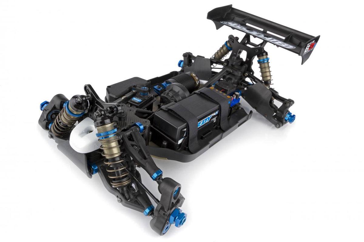 Team Associated Rc8b3 1e Team Kit 1 8 Electric Buggy As80936
