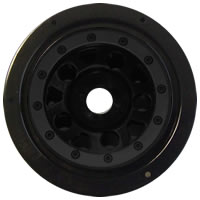 SC8 KMC Wheels (4) - Black