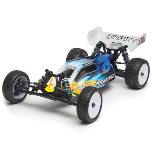 RC10B5M Factory Lite 1/10th Scale 2WD Electric Mid-Motor Competition Buggy