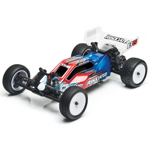 RC10B5 Team Kit 1/10th Scale 2WD Electric Off-Road Competition Buggy