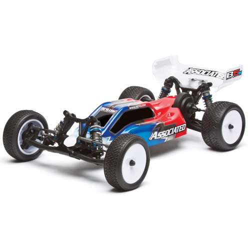 RC10B5M Team Kit 1/10th Scale 2WD Electric Mid-Motor Off-Road Competition Buggy
