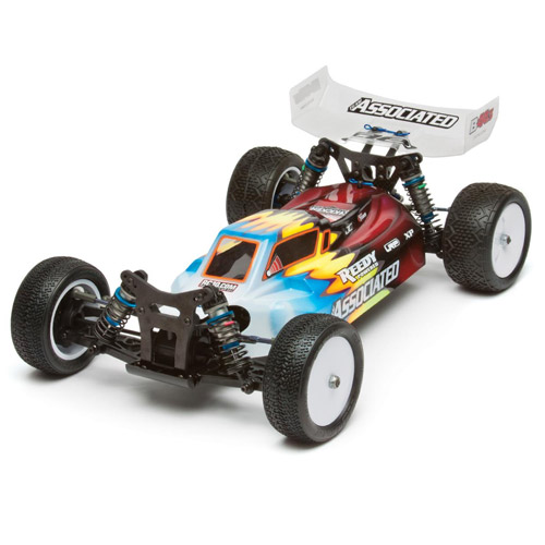 B44.3 Factory Team 1/10th Scale 4WD Electric Off-Road Buggy