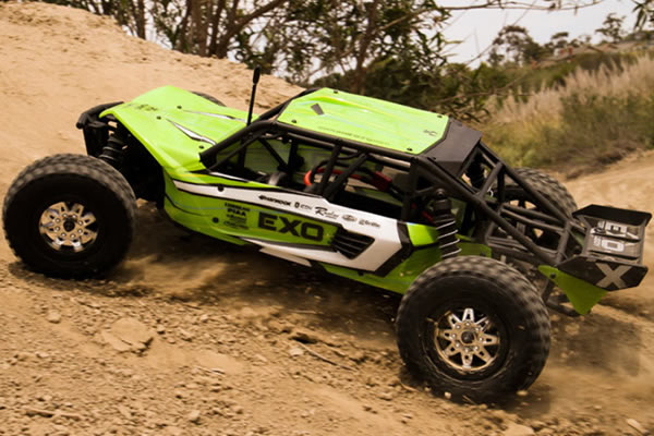 Axial EXO RTR 1/10th Scale Electric 4WD Terra Buggy Kit
