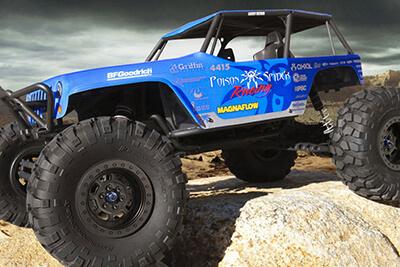 Axial Jeep Wrangler Poison