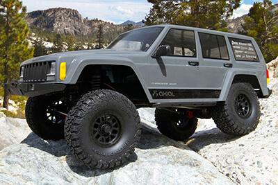 Axial SCX10 II Jeep Cherokee