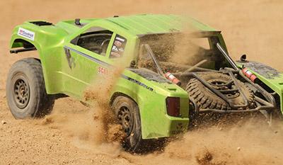 Axial Yeti Score 4WD ARTR Trophy Truck