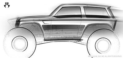 Axial Wraith Spawn Design