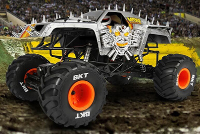 Axial SMT10 Max-D Monster Jam Truck