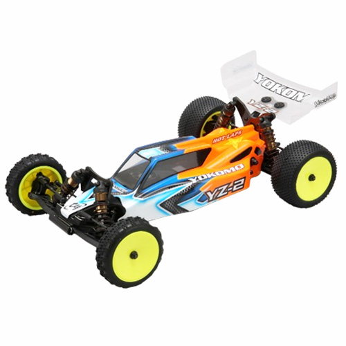 YZ-2 1/10th Scale Electric 2WD Offroad Competition Buggy Kit