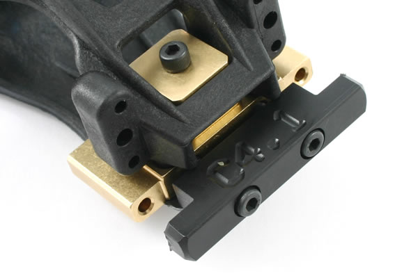 Centro 30g Brass Front Bulkhead for the Centro C4.1