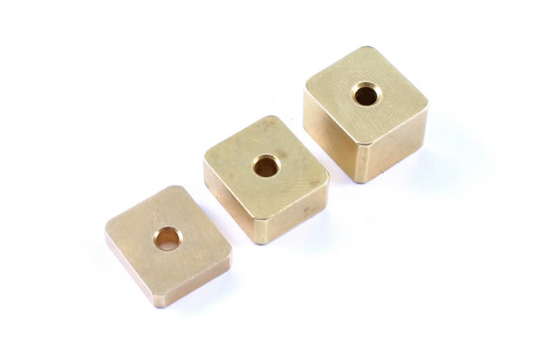 Centro 5g Brass Bulkhead Weight for the Centro C4.1