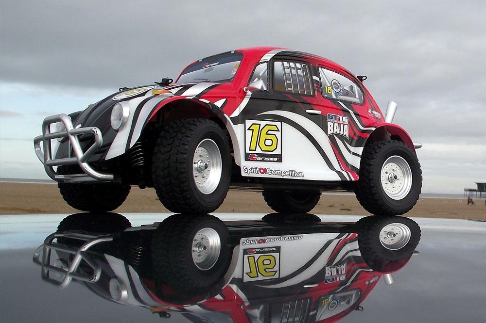 CarismaGT16 Volkswagon Beetle Baja RTR