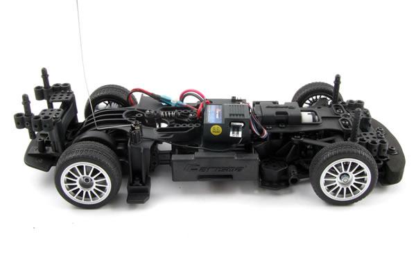 Carisma M14 Mitsubishi Wrc 2005 Rtr Kit Ca95968