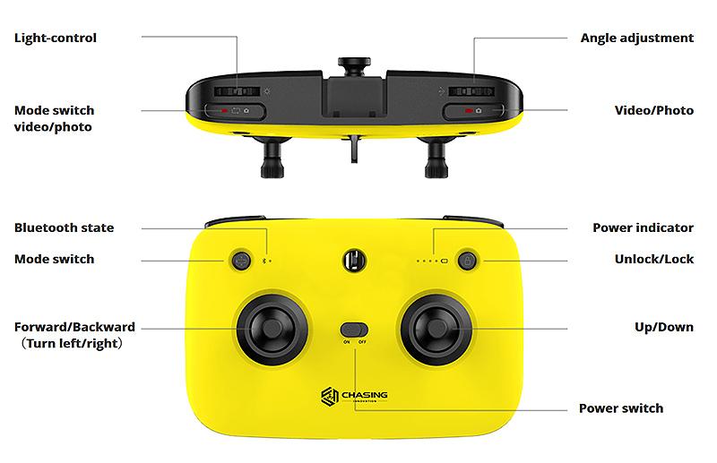 Chasing Drone- Mini