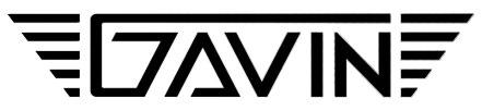 DYNAM DETRUM GAVIN-6C 6CH DIGITAL RADIO SR86A LOGO