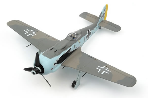 Dynam Focke Wulf FW190 1270mm Electric Warbird w/o TX/RX/Battery