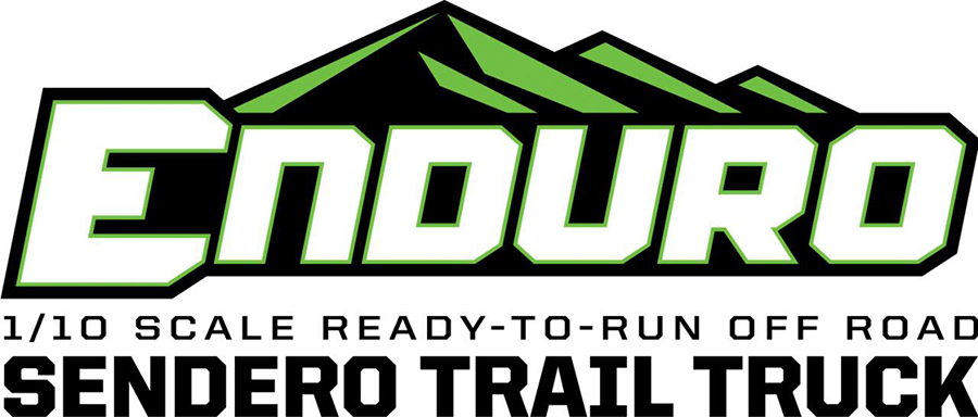 ELEMENT RC ENDURO TRAIL TRUCK SENDERO RTR LOGO