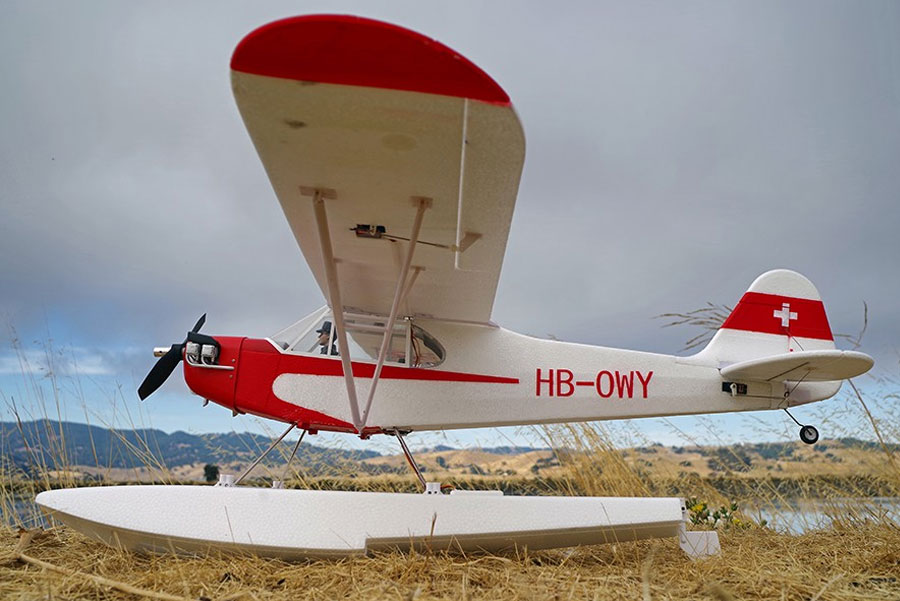 FMS J3 Cub Rc Float plane - Model News - MSUK RC Forum