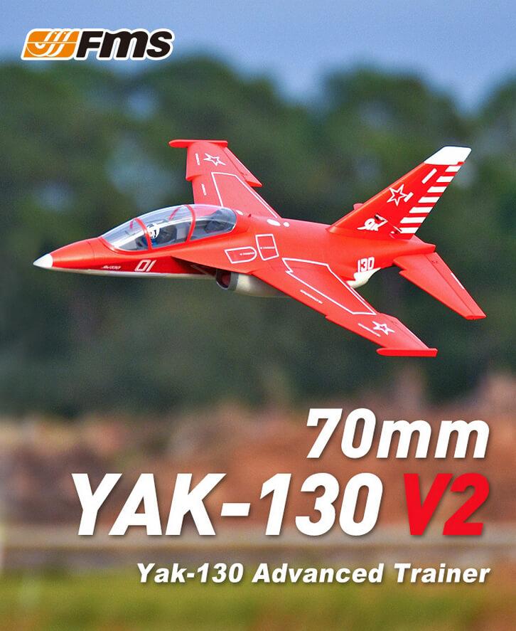 FMS YAK 130 V2