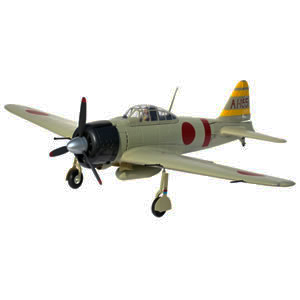 Mitsubishi A6M2 Zero 1400 Series ARTF Electric Warbird with Retract Landing Gear & Flaps