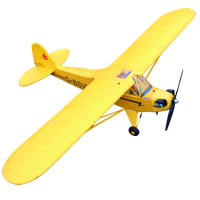 J3 Piper Cub 1400 Series ARTF w/o TX/RX/Battery