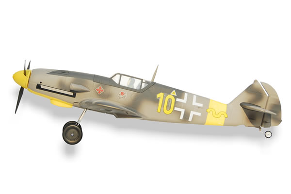 FMS Mini BF109-F 800 Series ARTF Electric Warbird w/o TX/RX