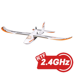 Easy Trainer 800 RTF with 2.4GHz Radio System