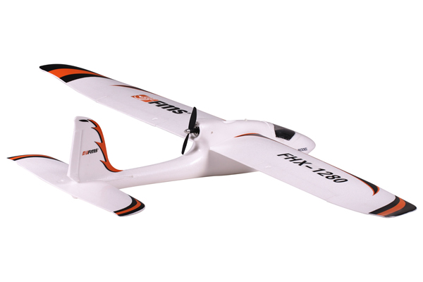 FMS 1280MM EASY TRAINER RTF W/2 4GHZ #FS0170