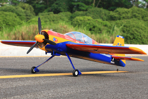 FMS Yak 54 3D ARTF Sports Aircraft