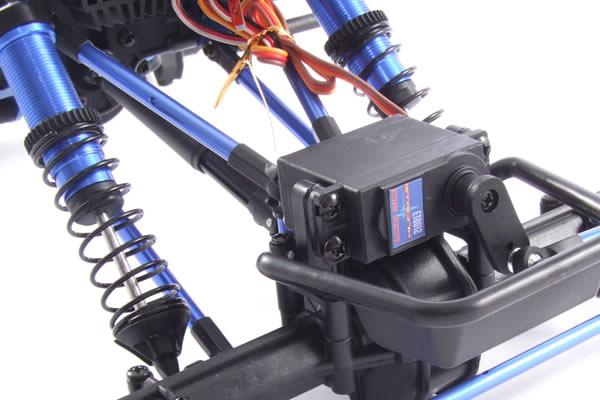 FTX Spyder Servo Details