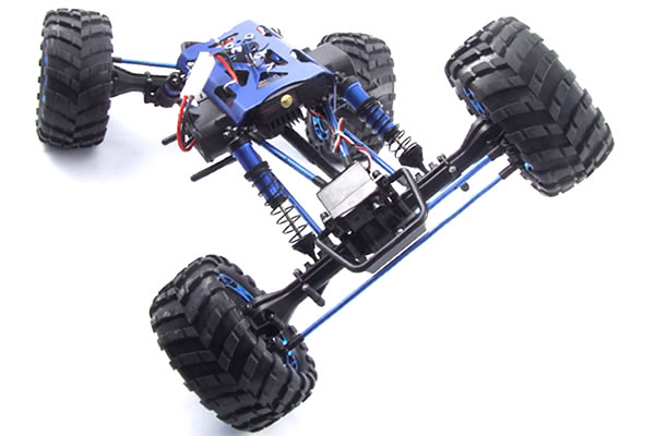 FTX Spyder 1/10th Scale Super-Size Rock Crawler