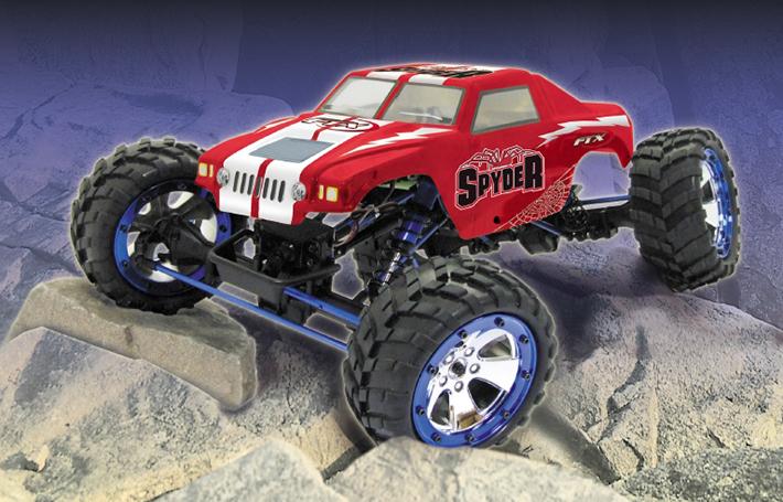 FTX Spyder Crawler