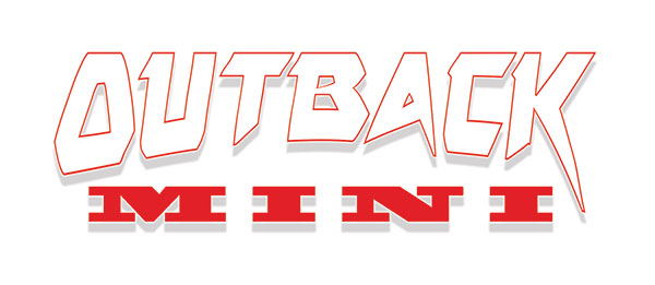 FTX OUTBACK MINI 1:24 TRAIL READY-TO-RUN RED LOGO