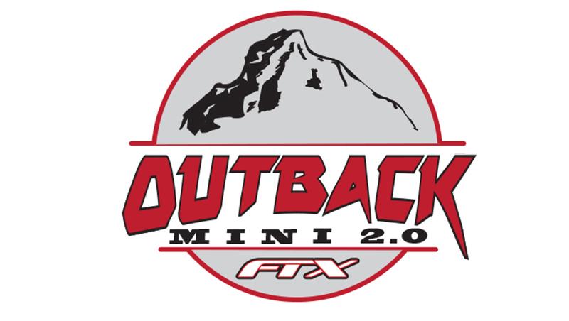 FTX OUTBACK MINI 2.0 PASO 1:24 READY-TO-RUN w/PARTS - YELLOW LOGO
