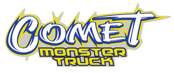 FTX COMET 1/12 BRUSHED MONSTER TRUCK 2WD READY-TO-RUN LOGO