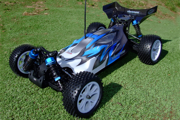 FTX Vantage RTR 1/10 4WD Brushed Buggy with 2.4Ghz Radio System and Waterproof Electrics