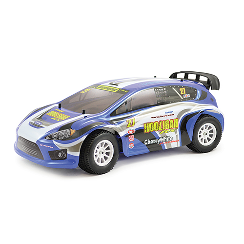 Hooligan RX Brushed 1/10th Scale 4wd RTR Rally Car