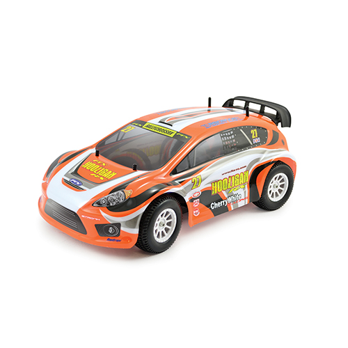 Hooligan RX Brushless 1/10th Scale 4wd RTR Rally Car