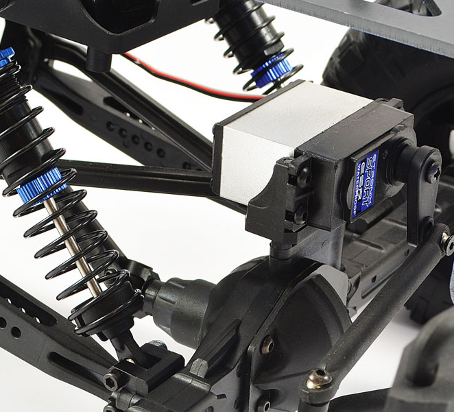 FTX Kanyon Servo Details