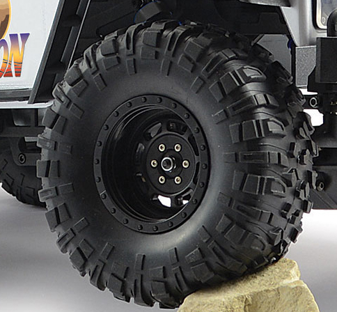 FTX Kanyon Wheel and Tyre