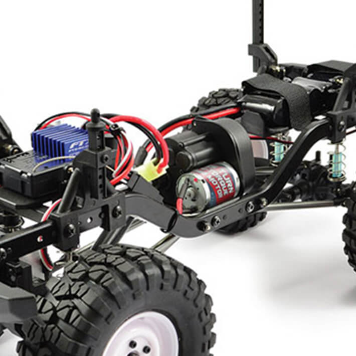 FTX Outback Chassis Details