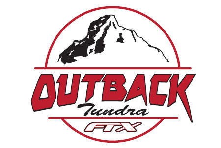 FTX OUTBACK TUNDRA 4X4 1/10TH TRAIL RTR TRUCK LOGO