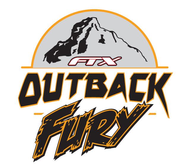 FTX OUTBACK FURY 4X4 RTR 1:10 TRAIL CRAWLER LOGO