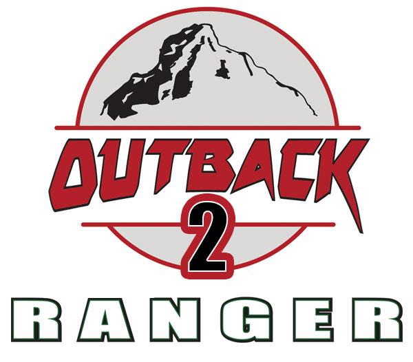 FTX OUTBACK 2 RANGER 4X4 RTR 1:10 TRAIL CRAWLER LOGO