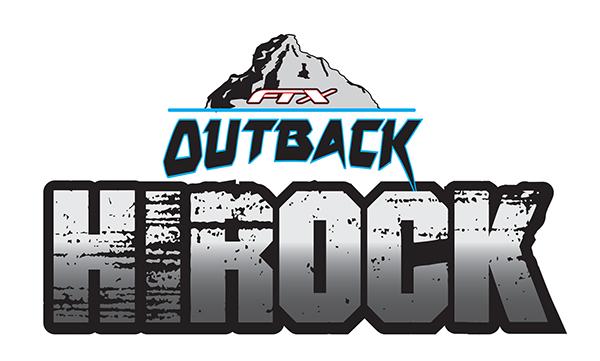 FTX OUTBACK HI-ROCK 4X4 RTR 1:10 TRAIL CRAWLER LOGO
