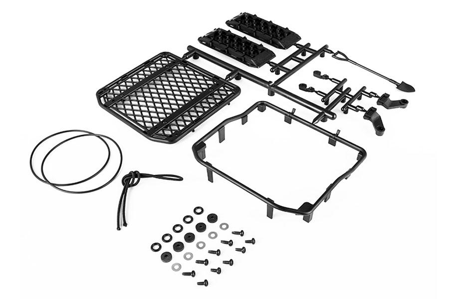 Gmade 110th Scale Off Road Roof Rack Accessories