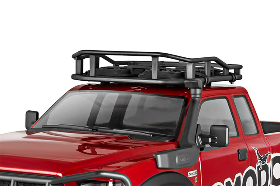 Gmade 1 10th Scale Off Road Roof Rack Amp Accessories Gm40080