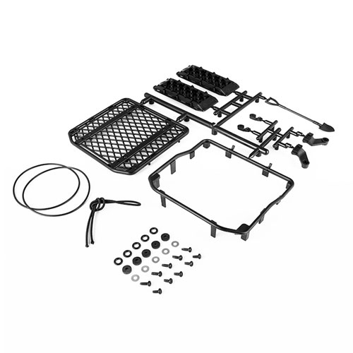 gmade 1  10th scale off road roof rack  u0026 accessories  gm40080