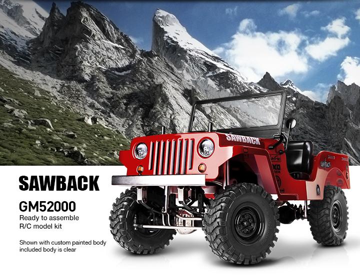GM52000 Sawback